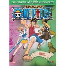 Imagem de DVD Shonen Jump - One Piece - O Plano Perfeito
