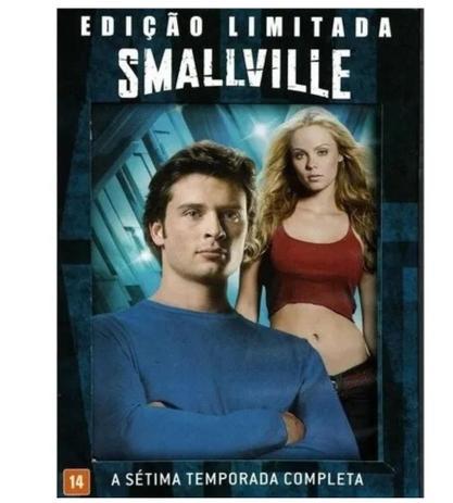 Imagem de DVD Smallville - 7ª Temporada Completa - Edição Limitada