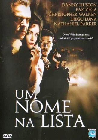 DVD Um Nome na Lista - Amz - Filmes de Suspense - Magazine Luiza
