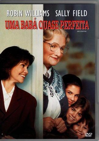 Imagem de DVD Uma Babá Quase Perfeita Robin Williams