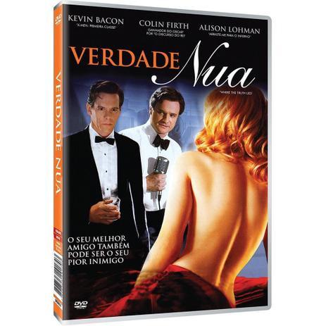DVD Verdade Nua - Kevin Bacon - Colin Firth - Nbo - Filmes de ...
