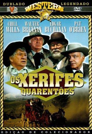 Imagem de DVD Western Os Xerifes Quarentões