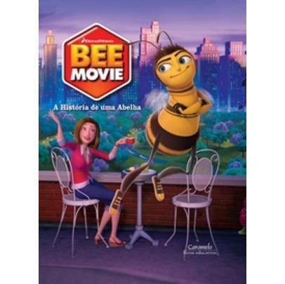 Imagem de Edição antiga - Bee Movie -  A História de uma Abelha - Dream Works - Caramelo