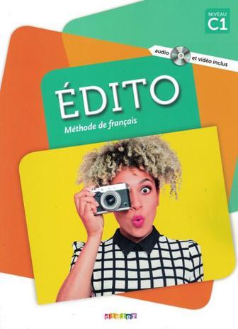 Imagem de Edito c1 - livre eleve + dvd-rom