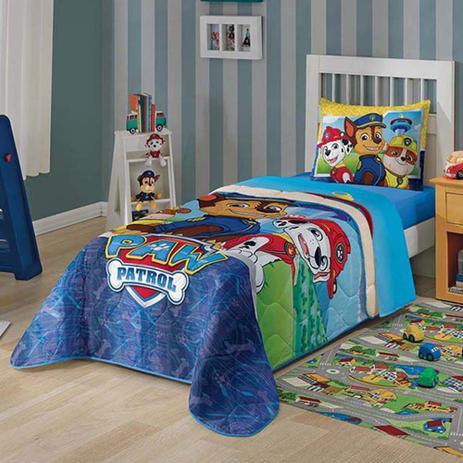 628609a7d0 Edredom Infantil Patrulha Canina - Lepper - Edredom - Magazine Luiza