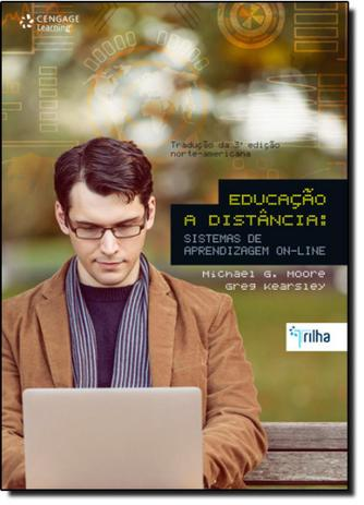 Imagem de Educação a Distância: Sistemas de Aprendizagem On-Line - Tradução da 3ª Edição Norte-Americana