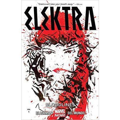 Imagem de Elektra Vol. 1- Bloodlines