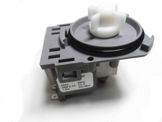 Imagem de Eletrobomba drenagem lavadora electrolux 220v 674000600122