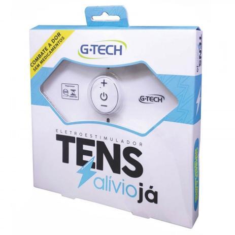 Imagem de Eletroestimulador Tens Alívio Já - Gtech