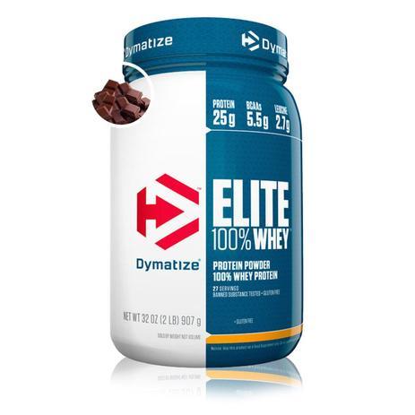 Imagem de Elite 100 Whey Protein 907g - Dymatize