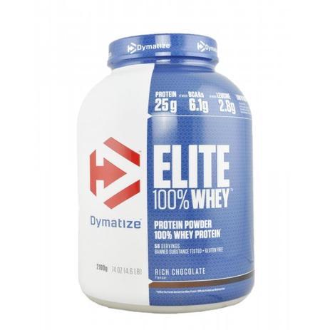 Imagem de Elite Whey Protein - 5lbs - Dymatize