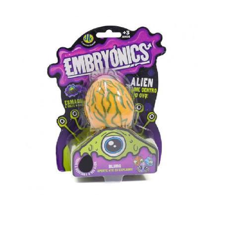 Imagem de Embryonics Alien Blurg Surpresa - DTC 5042