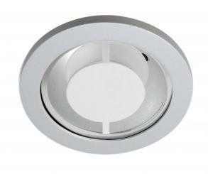 Imagem de Embutido Professional 90mm p/Lâmp. AR70 50W 12V (não inclusa)-Silver