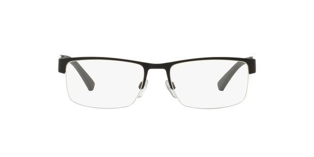 Emporio Armani EA1047 3001 Preto Fosco Lente Tam 55 - Óculos de grau ... ab5274bca1