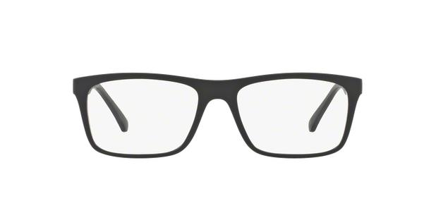 Emporio Armani EA3101 5042 Preto Fosco Lente Tam 55 - Óculos de grau ... e855a464c1