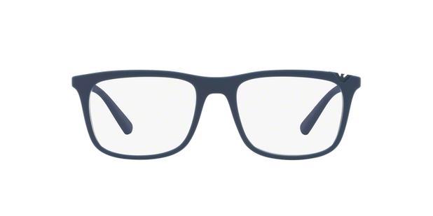 c08a4c65bd2bd Emporio Armani EA3110 5600 Azul Lente Tam 55 - Óculos de grau ...