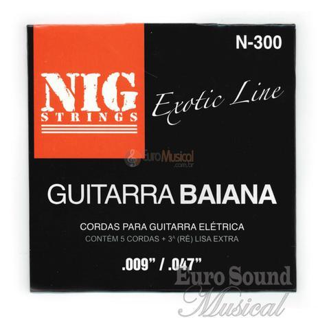 Imagem de Enc Guitarra Baiana Nig 009/047 N300