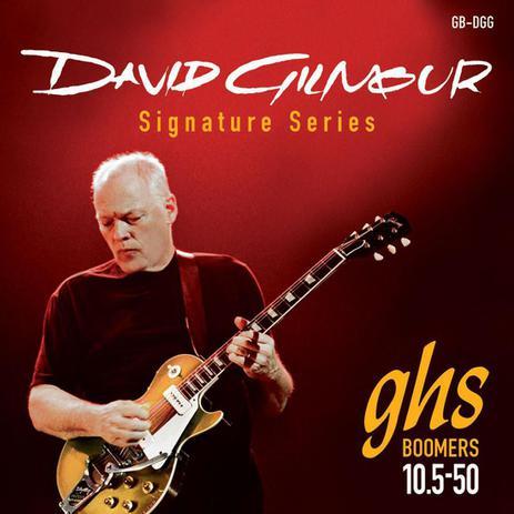Imagem de Encordoamento Guitarra Ghs Gbdgg 010.5 050 David Gilmour