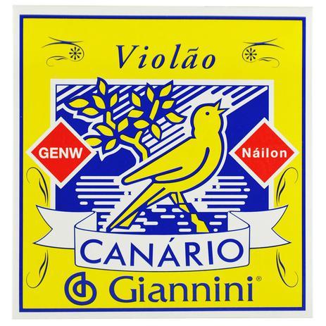 Imagem de Encordoamento Nylon para Violão - Giannini