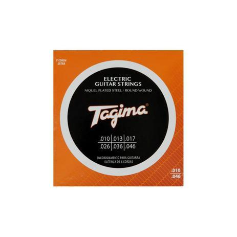 Imagem de Encordoamento para Guitarra Tagima TGT 010