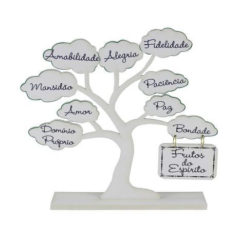 Enfeite Árvore Frutos Do Espírito - Zenir Disarz - Objetos de ...