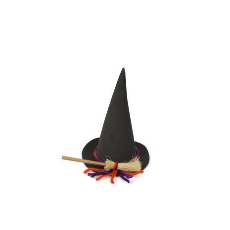 Enfeite Mini Chapéu de Bruxa EVA - Festabox - Artigos para Festa ... 8d5d477f107