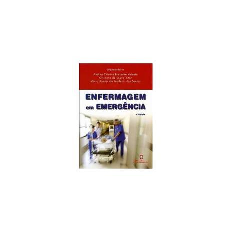 Imagem de Enfermagem em Emergência - Martinari