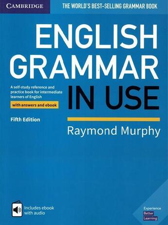 Imagem de English grammar in use book with answers & interactive e-book - 5th ed. - Cambridge university