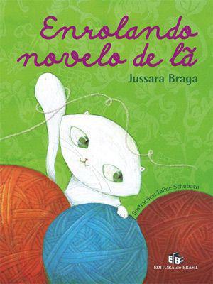 Imagem de Enrolando novelo de lã