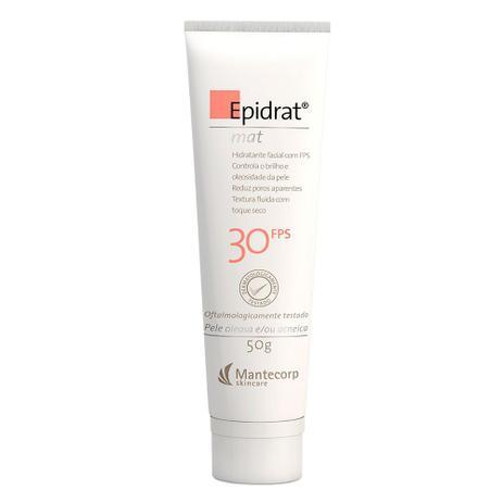Imagem de Epidrat Mat Mantecorp Skincare Fps30 Hidratante Facial