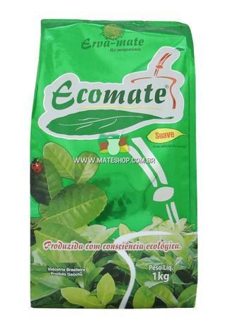 Imagem de Erva-Mate Ecomate Suave 5Kg - 5 Pacotes