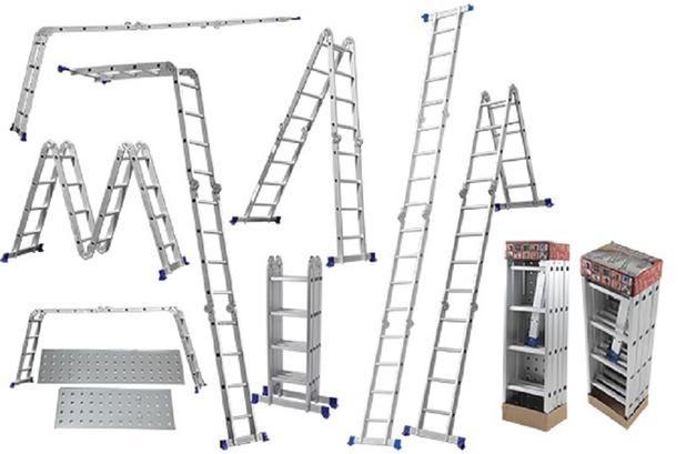 Escada multifuncional 4x4 16 degraus com 2 plataformas mor escada multifuncional 4x4 16 degraus com 2 plataformas mor metalrgica mor ccuart Gallery