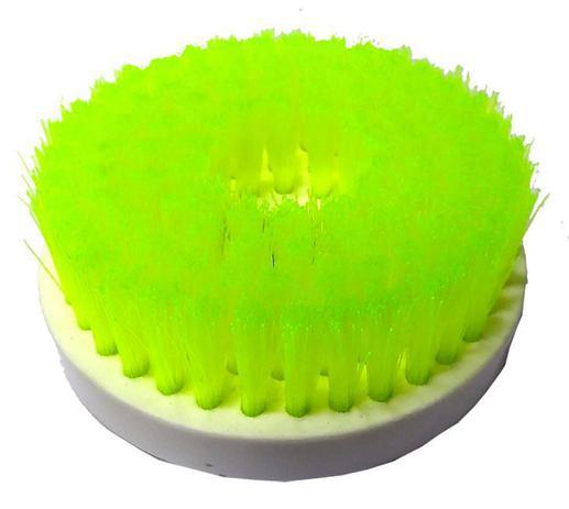 Imagem de Escova 120mm Para Lavar Estofados Rosca M14 P/politriz Média