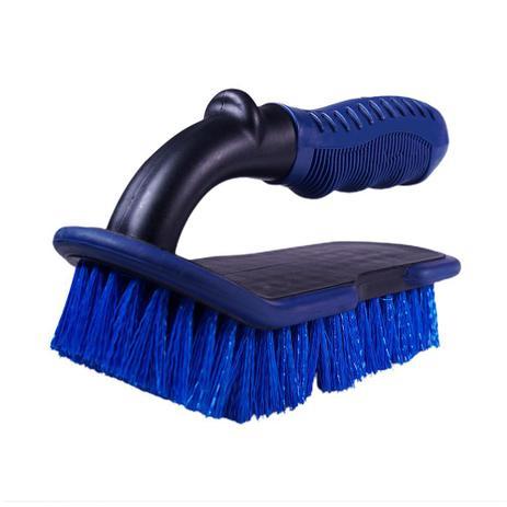 Imagem de Escova para Limpeza de Tapetes e Carpetes Cerdas Duras em Nylon Vonixx