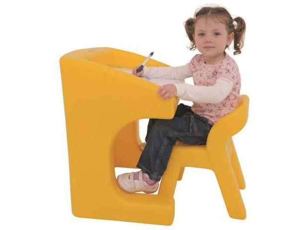 Escrivaninha com Cadeira Playground - Xalingo