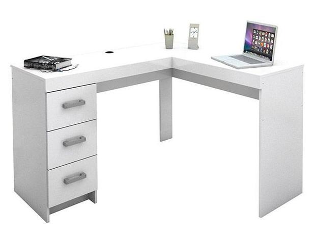 Imagem de Escrivaninha/Mesa de Computador 3 Gavetas