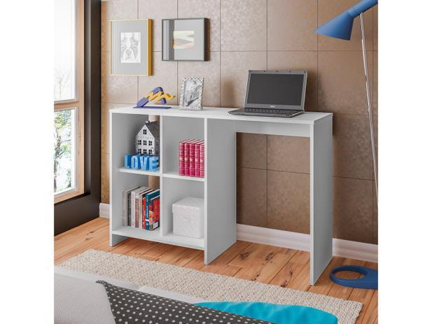 Escrivaninha/Mesa para Computador 4 Nichos - Artely 3771