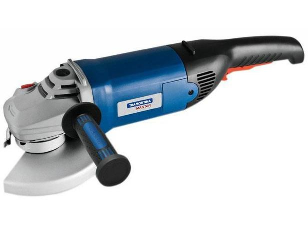 Esmerilhadeira Tramontina 2100W 8000 min-1 / rpm - 42502010 - 110V