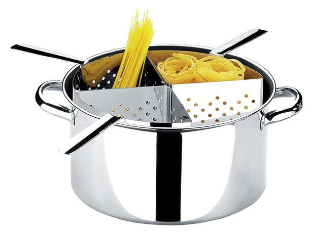 Espagueteira Brinox Inox 10L - Savoy 1075/200