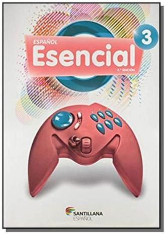Imagem de Espanol Esencial 3 - Acompanha Cd Rom