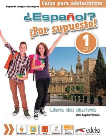 Imagem de Espanol - por supuesto 1 - libro del alumno