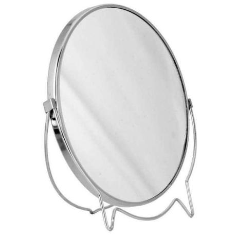 Imagem de Espelho dupla fase 2 x de mesa grande para maquiagem