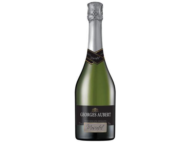 Espumante Branco Doce Georges Aubert Moscatel - 750ml - Espumante /  Champagne - Magazine Luiza