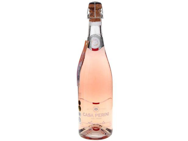Imagem de Espumante Moscatel Rosé Doce Casa Perini - Aquarela 750ml