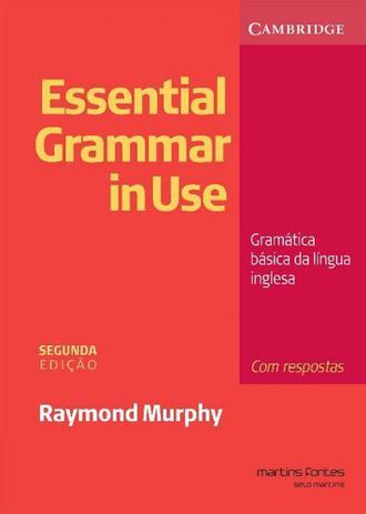 Imagem de Essential Grammar In Use - 02Ed/10 - Martins