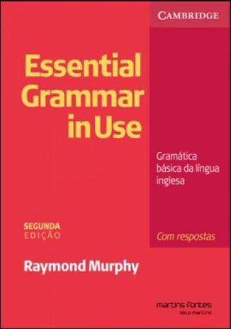 Imagem de Essential grammar in use - gramatica basica da lingua inglesa - com respostas - segunda edição