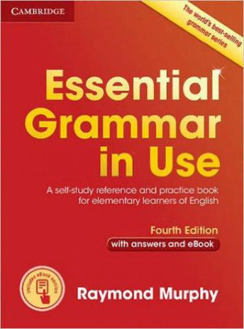 Imagem de Essential grammar in use - with answers and interactive ebook - fourth edition