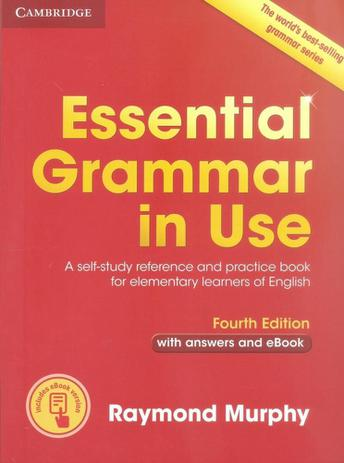 Imagem de Essential Grammar In Use With Answers And Interactive Ebook - Fourth Edition