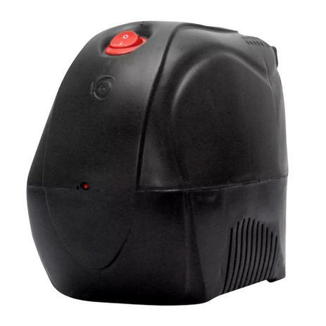 Imagem de Estabilizador Protetor Multifuncional 5A Mono 120V 330VA Energy Lux Preto