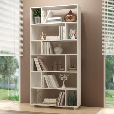 17ae9e297cb Estante para Livros Be 44-06 Branco - Brv móveis - Livreiro ...